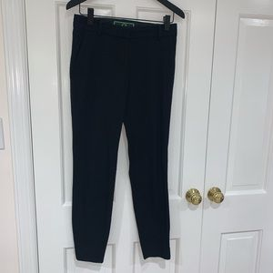 C. Wonder black cotton dress pants 0